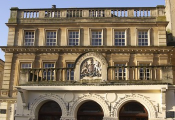 Theatre Royal in Bath, Somerset, England