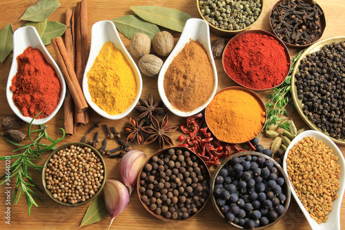 Spices - 34646120