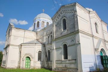 Православный собор 19 века в Дмитрашковка Украина