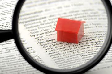 Hypothek unter der Lupe