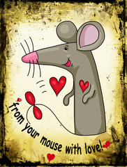 from mouse with love