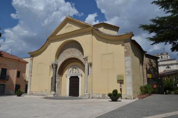 benevento - chiesa santa sofia