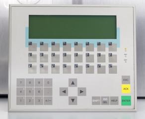 Pannello di controllo programmabile