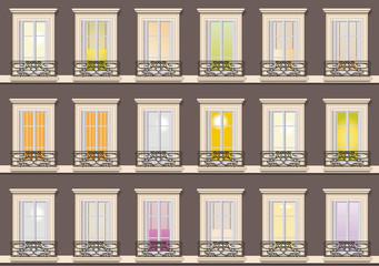 facade style