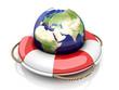 Globaler Rettungsring