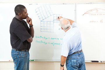 Adult Education - Advanced Mathematics