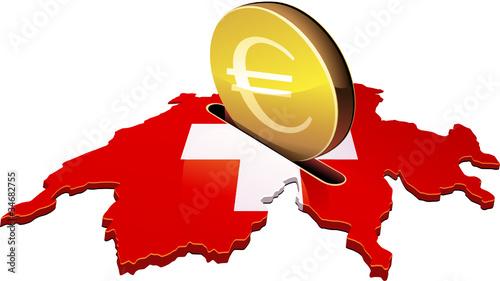 Investir des Euros en Suisse (détouré)