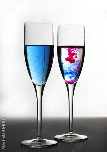 canvas print picture glass
