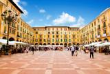 Majorca Plaza Mayor in Palma de Mallorca