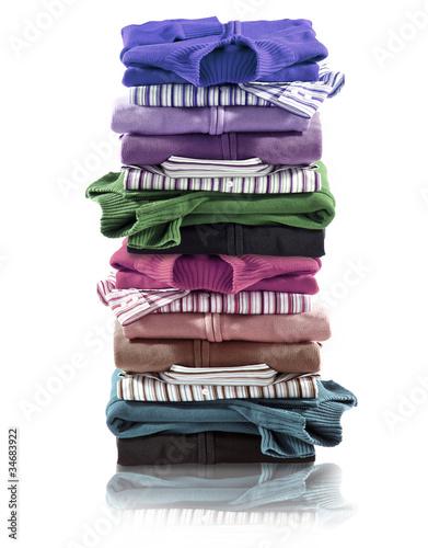 Textilstapel