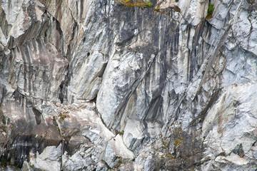 Marble canyon in Karelia