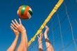 Beachvolleyball - 34696520