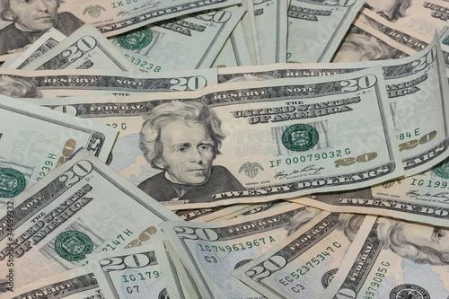 Haufen Dollar