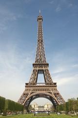 Tour Eiffel - Champs de mars