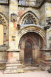 Rosslyn chapel side entrance