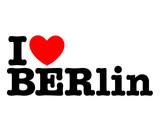 Fototapety I LOVE BERlin