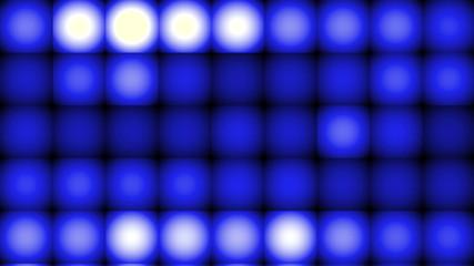 blue box screen