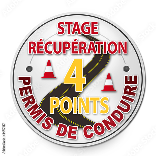 panneau stage r cup ration 4 points permis de conduire. Black Bedroom Furniture Sets. Home Design Ideas