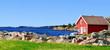 Leinwandbild Motiv Norwegen