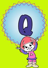 Q - alphabet