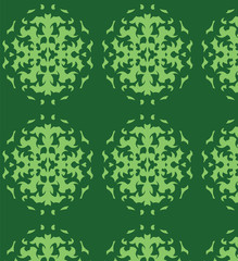 Seamless vintage background.  Pattern.