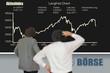 Börsentafel Langfristchart