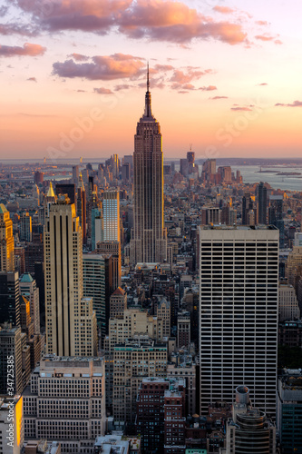New York Empire state building - 34725385