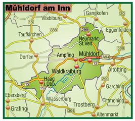Landkreis Mühldorf am Inn Variante5