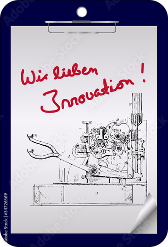 Clipboard - Wir lieben Innovation