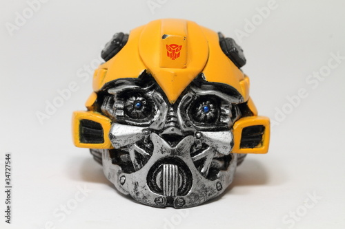 Bumberbee head - 34727544