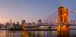 Fototapeta Architektura - Most - Widok Miejski