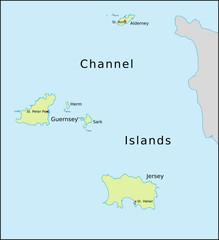 Kanalinseln