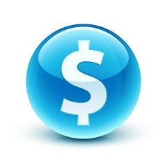 icône dollar / dollar icon