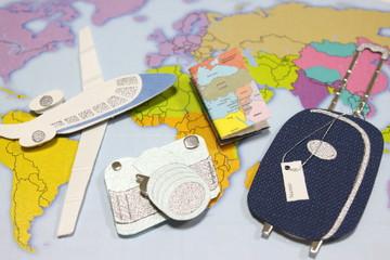 旅行 留学イメージ