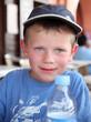 été : Enfant à l'ombre avec une casquette #3
