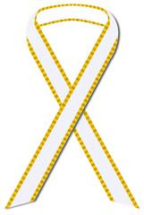 Ribbon type2White
