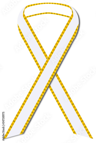 Ribbon type2White
