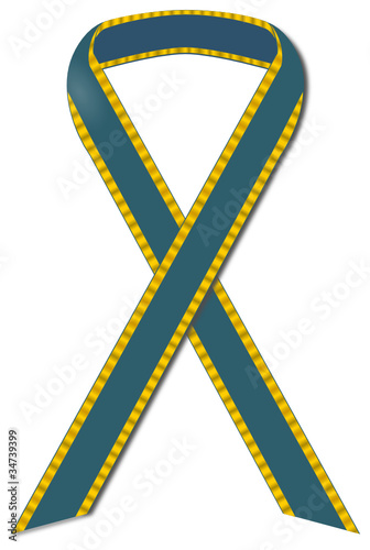 Ribbon type2Green