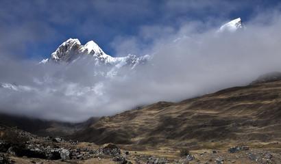 montagne andine