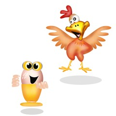 uova di pollo