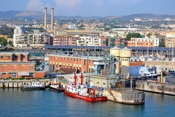 Porto di Civitavecchia (RM)