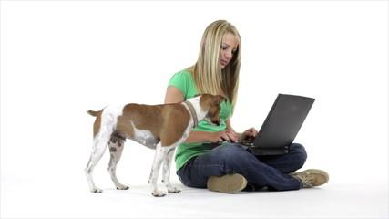 Fun Time with Curious Jack-Rat Terrier