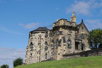 Schottisches Haus in Edinburgh