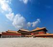Fototapete Frieden - China - Historische Bauten