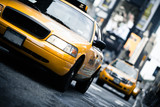 Fototapety New York taxi