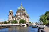 Fototapety Berliner Dom an der Spree
