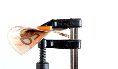 Euro in der Klemme 02