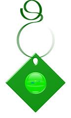 Hook Plate Green