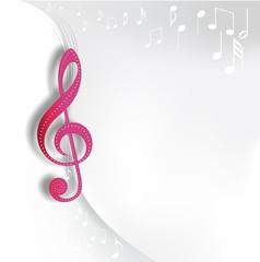 Konzert / violinschlüssel