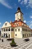Historic House In Transylvania poster